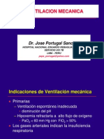 Modos de Ventilacion Mecanica