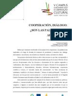 g Canclini Cooperacion Dialogo