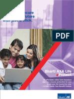 Bharti Ax a e Protect Brochure