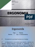 PRESENTACION ERGONOMIA