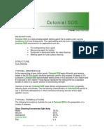 Colonial SOS