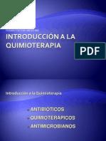 Introd Quimiot-med 2009