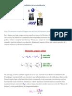 Mecánicas Matricial y Ondulatoria