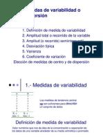 3. Medidas de Variabilidad