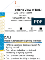 Lightfair Specifier View of Dali Presentation