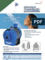 Pressurizador Com Fluxostato Interno