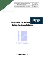 ProtocoloAcessoAmbulatorialGeral2012_2013