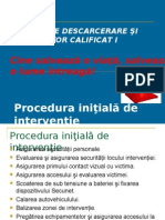 Curs 5 Procedura Initiala de Interventie