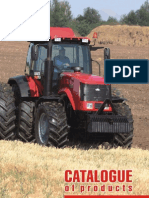 Belarus MTZ Termekcsalad Katalogus_angol