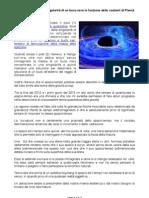 Determinazione della singolarità di un buco nero in funzione delle costanti di Planck