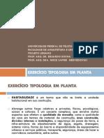 Exercicio Tipologia Em Planta
