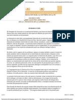 Instrucción sobre algunos aspectos de la «teología de la liberación» -Libertatis nuntius