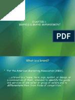 Brand Management Chapter 1