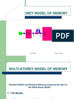 Memory Model Presentation