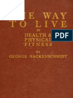 Hackensmidt - The Way to Live