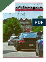 Der Sportwagen - July / August 2013