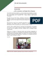 29-06-2013 Boletín 040 Colonias del distrito 05 ya decidieron, será Rogelio Ortiz su Diputado