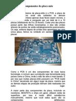 Componentes da Placa Mãe e Reguladores de Tensão.doc