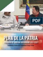 Plan de La Nacion 2013