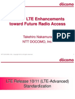 P-10 Docomo WS on IoT and FRA