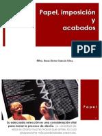 004 papel, imposición y acabados