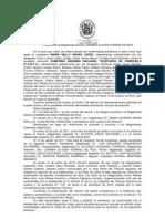 Decision Sobre Estres Laboral Certificado Por El Inpsasel 20-02-2013 SCS