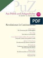 APUZ-2010!41!42_Revolutionen in Lateinamerika
