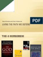 Christian apologetics - New Atheism
