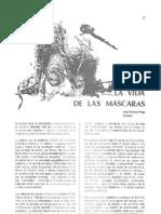 06. La vida de las máscaras. José Sánchez Parga