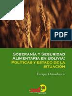 Alimentacion Bolivia