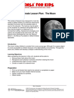 the moon lesson for kids