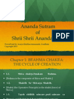 Ananda Sutram Powerpoint
