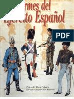 Uniformes Del Ejercito Espanol