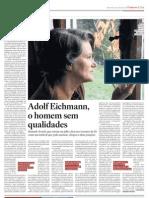 Eichmann - Materia sobre Arendt