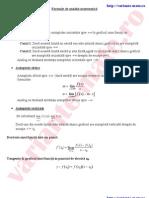 Formule analiza.