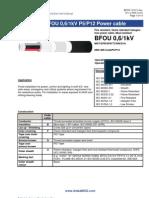 Bfou1kv(3) Nek606 Cables