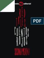 Cuentos Rojos de Susana Medina. Reseña por Juan Carlos Vasquez