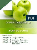 Cours d'Assurance_2IE Master_GENERALITES édition pour 2ie