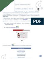 Manual Transferencia Electronica Dados Conv