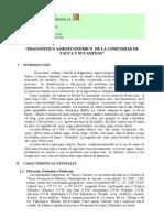 Diagnostico Agroeco Distrito de TAUCA-Silvia