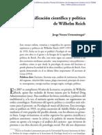 Wilhem Reich Analisis       Jorge Veraza Urtuzuástegui