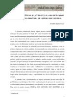 cartas jesuíticas e ars dictaminis medieval