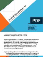Accounting Standard 10