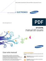 Manual de Samsung GT-S3370L