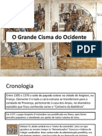 o Grande Cisma Do Ocidente