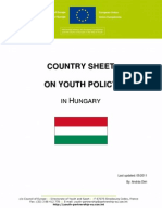 Living Conditions and Lifestyles in Hungary_2011-2