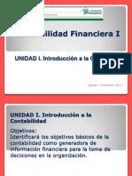 Contabilidad Financiera I Unidad 1 Encuentro 1