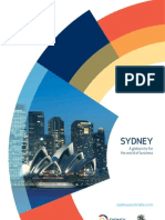 Sydney as a Global City