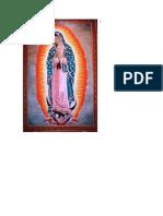 La Virgencita de Guadalupe