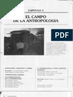 Kottak c 1996 Antropologia Cap 01 El Campo de La Antropologia